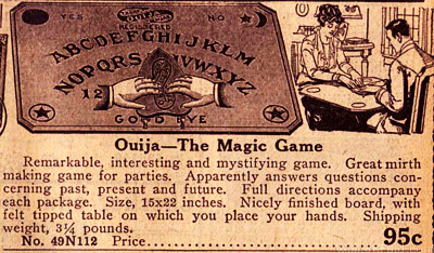 The Magic Game c. 1920