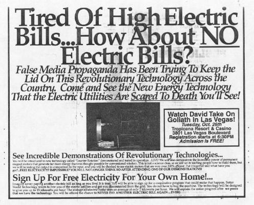 free-electricity