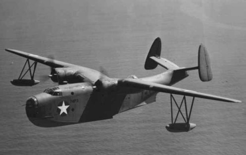 PBM Mariner rescue flight also disappears 1945