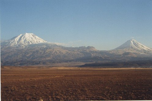 Ararat and Little Ararat