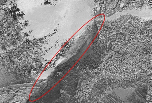 Ararat Anomaly, 2003