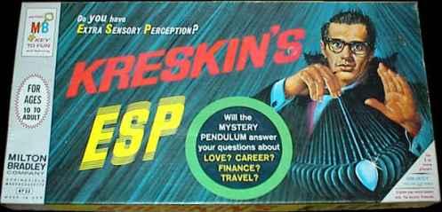 Kreskin's ESP 1967