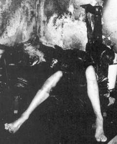 Manusia terbakar sendiri dengan tiba-tiba (spontaneous human combustion)