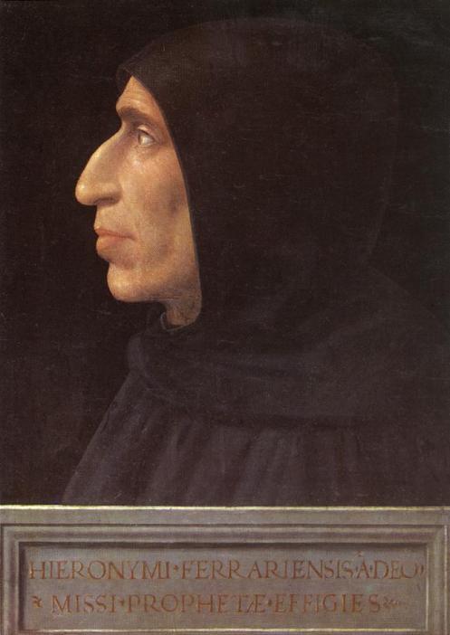 Savonarola.1500 CE
