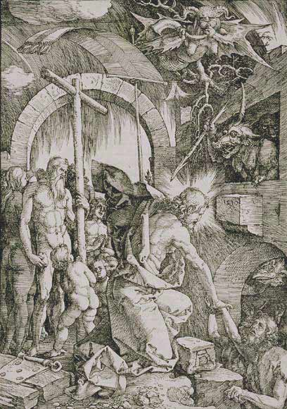 The Harrowing of Hell, Albrecht Durer 1510