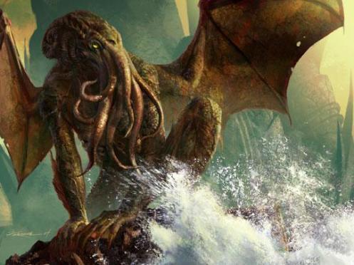 kraken = cthulhu