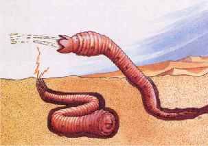 mongol worm