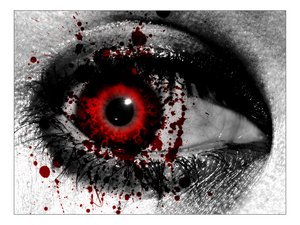 eyes of blood